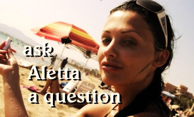 Aletta havet anal sex videoer