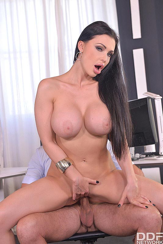 Aletta Ocean  your number one source for porn star Aletta